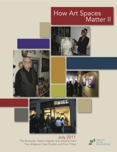How Art Spaces Matter II