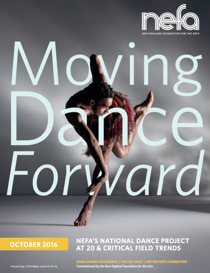 Moving Dance Forward
